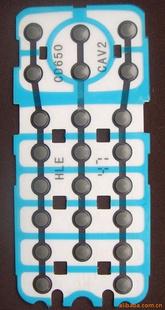 无绳电话机薄膜按键聚酯薄膜PET