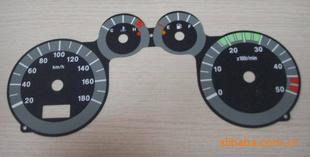 来图定制汽车摩托车电动车工程车仪表面板
