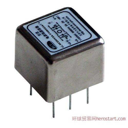 AC250V2A-Y10K023A电源线滤波器