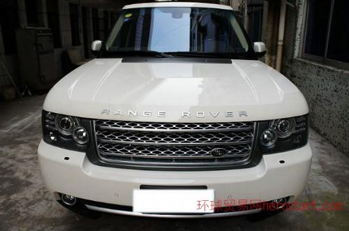 黄江进口二手车2011年揽胜5.0T创世版销价1280000