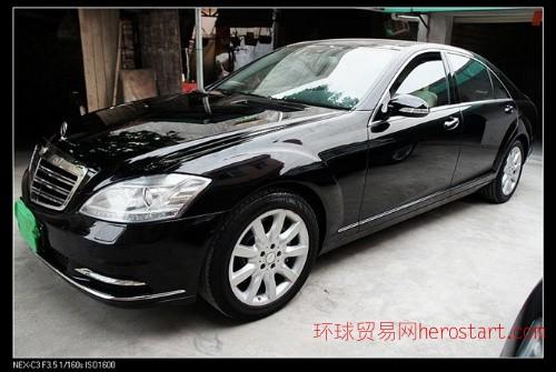 黄江进口二手车2010款奔驰S550销价88万