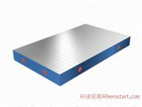 三坐标铸铁平台研磨平台规格质量保证