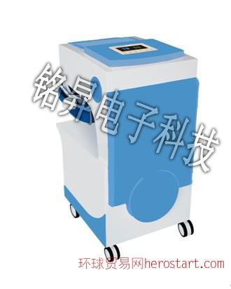 不锈钢病人护理洗头车SKX-208D铭昇全自动护理专用洗头车厂家