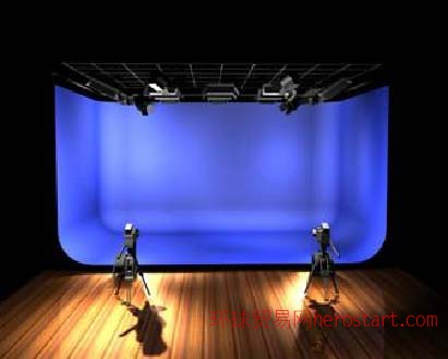 虚拟演播室系统