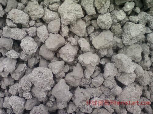 山东炼厂低硫低灰海绵焦