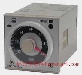 全新原装OMRON 定时器H3BA-N AC220V