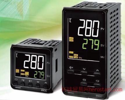 欧姆龙新产品温控器E5CC-RX2ASM-800
