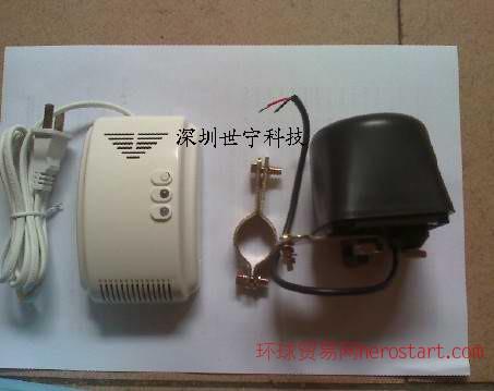 拨打电话的燃气报警器 双重报警燃气报警器 好用的燃气报警器