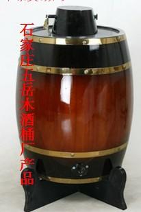 石家庄木酒桶厂家,1.5L--350L木酒桶供应批发