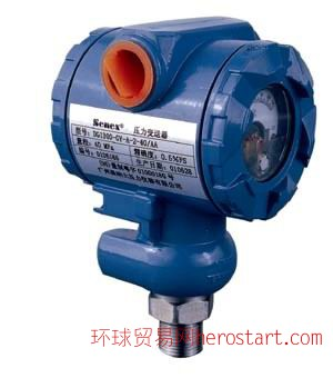 森纳士特约代理DG1300-BZ-A-2-0.05/AA/GK 压力变送器