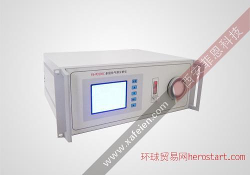 FN系列智能红外线气体分析仪