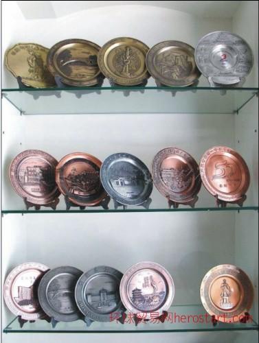 深圳批发金属奖盘、定做金属圆盘、生产锌铝圆盘的厂家