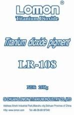 四川龙蟒金红石型钛白粉R108