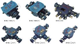 JHH-2矿用本安电路接线盒,防爆接线盒,通讯电缆接线盒