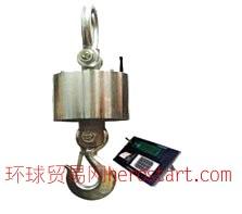 南京15吨防撞电子吊秤,15吨防撞无线电子吊钩秤
