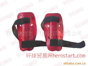 超供应高品质专用跆拳道护腿护臂,一次成型。