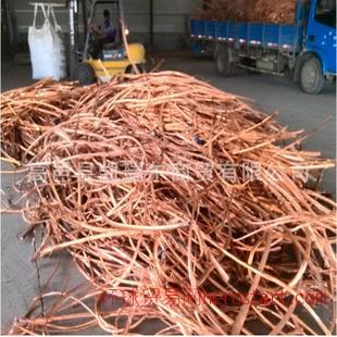 抛售废铜线2万吨、外贸公司首选