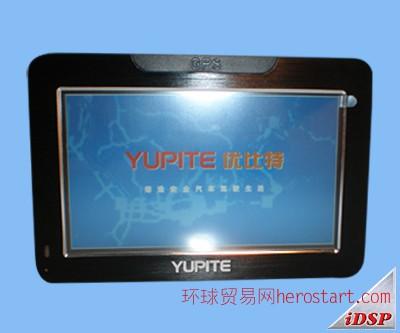 优比特YP-521GPS导航仪