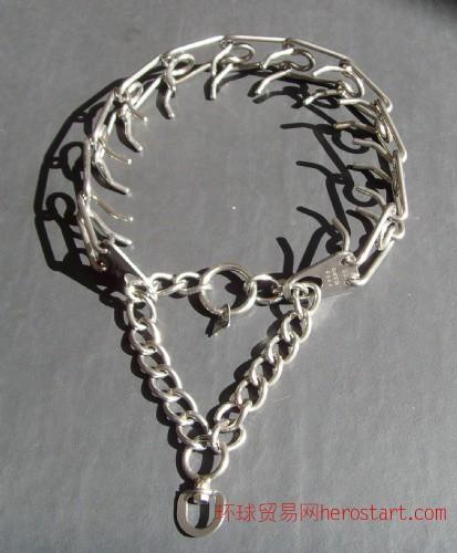 不锈钢刺激型狗项链,狗脖链