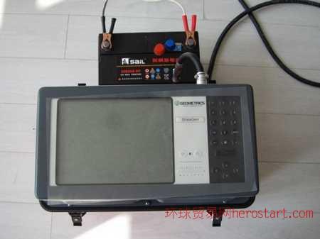 EH-4电法仪