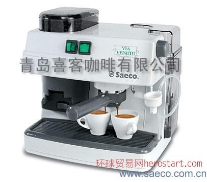 青岛家用咖啡机专卖 喜客组合型