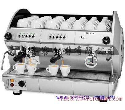 青岛咖啡机-专业型半自动咖啡机 SAECO SE200