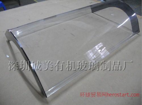 深圳弧形热弯 有机玻璃异形热弯 宝安烤弯