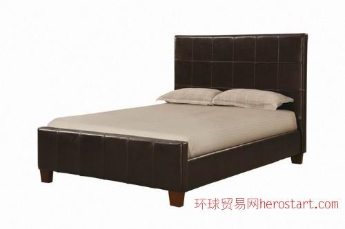 美式田园床,实木家具,美式家具,欧式古典家具,户外家具