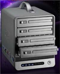 铁威马F4-300磁盘阵列