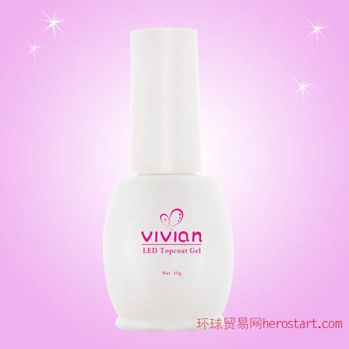 创新LED&UV 2合1 精品光疗美甲品牌:Vivian薇薇安诚招空白地区代理