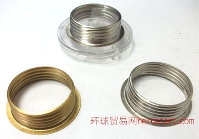 深圳LED灯杯—铜套—LED灯配件加工
