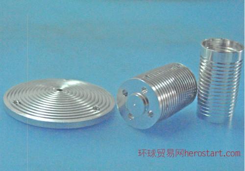 LED五金配件、旋压反光罩