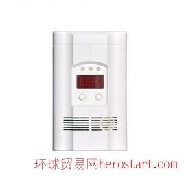 8防区家用有线无线兼容报警器