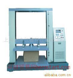 微电脑式包装压缩试验机,包装压缩试验机,压箱机