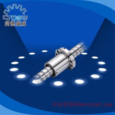 高速静音精密研磨滚珠丝杆R20-5K4 小型机床滚珠丝杆