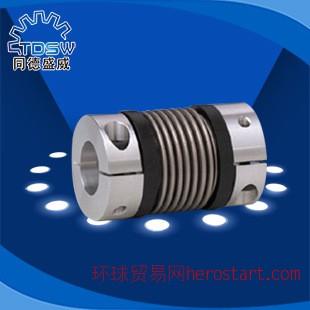波纹管联轴器CR32-42A1-12-14 胀紧套波纹管联轴器