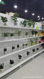 北京厂家生产豪华挂式背板超市货架 韩式便利店 花店超市货架