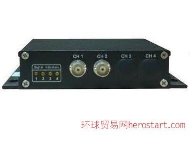 海光光端机HG-5200 2路视频光端机特价促销中