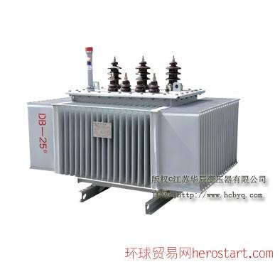 SH15密封式非晶合金电力变压器