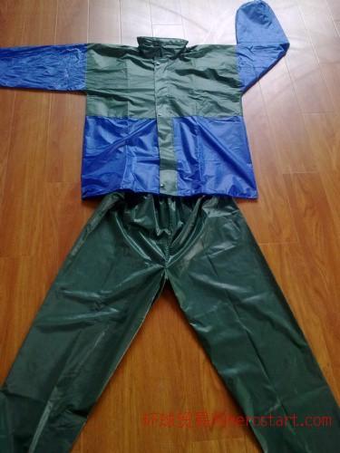 单层雨衣 套装
