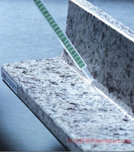 石英石后挡水胶