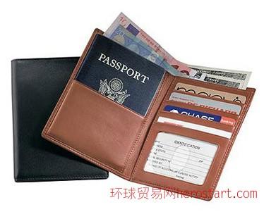 护照包,皮夹,票夹,皮具厂