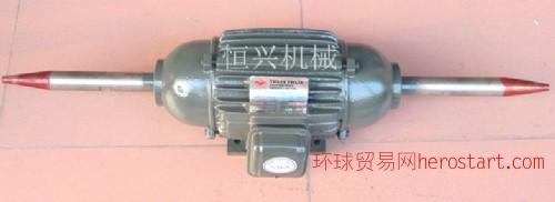 台湾立式两工位马达抛光机