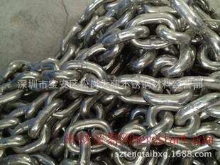 加工订制大直径不锈钢链条、小直经不锈钢链条304