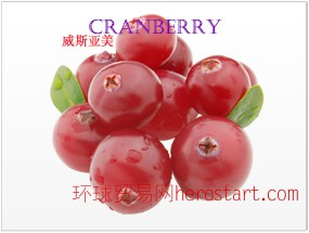 美国加州原产 蔓越莓 Cranberry 纯鲜浓缩果汁 美国工厂直销 直运