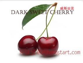 美国加州原产 深红樱桃 Dark sweet cherry 纯鲜浓缩果汁 美国工厂直销 直运