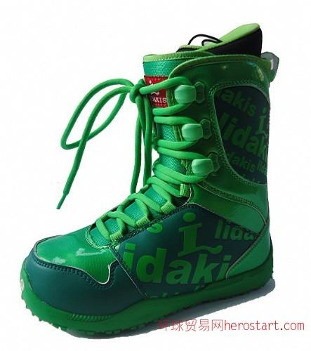 单板地带 滑雪鞋 固定器 滑雪板