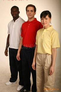 【防护服&工作服】定制短袖T恤 男式T恤 女式T恤