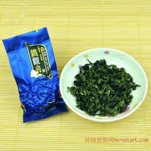 钦州茶行铁观音茶叶产地直销 感德正味铁观音自产自销
