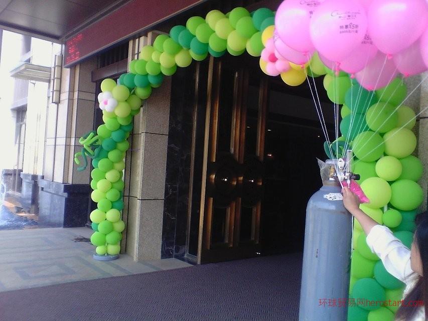 氦气球批发销售